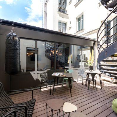 Hôtel Madrigal – Boutique hôtel Paris 15