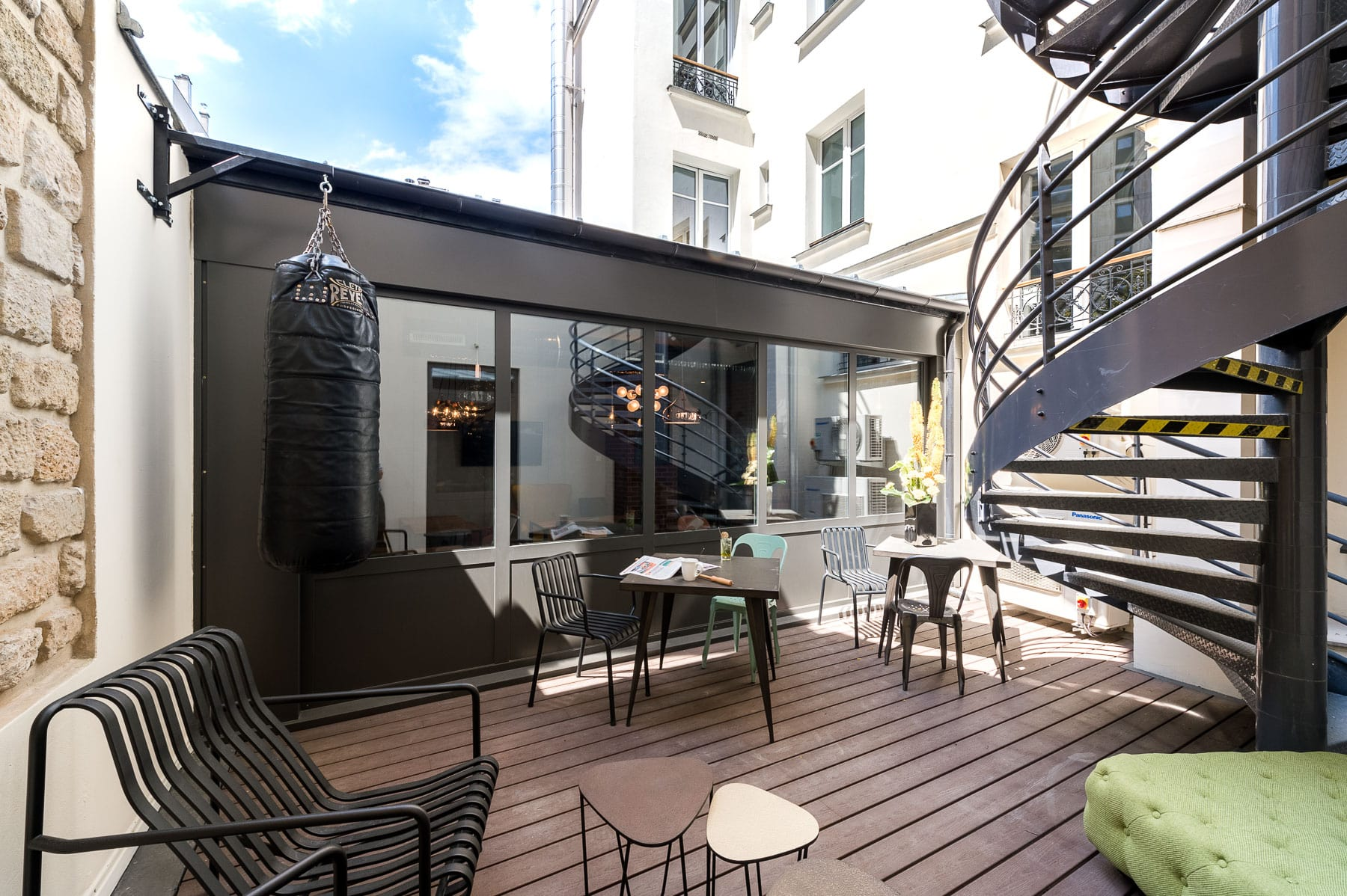 Hôtel Madrigal – Boutique hôtel Paris 15