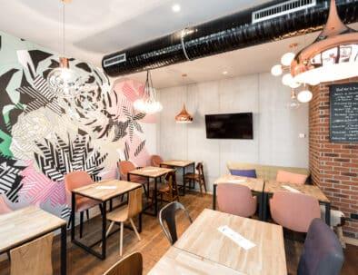 Hôtel Madrigal – Hôtel restaurant Paris 15 - Restaurant Mangeaver