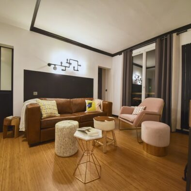 Hôtel Madrigal - Suite Maousse - Séjour paris famille